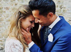 Bruiloft Sanne