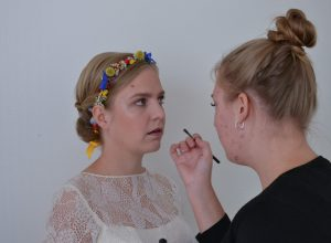 Bruiloft Kirstie